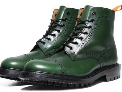 Tricker's apuesta por las mejores botas de hombre en este 2013