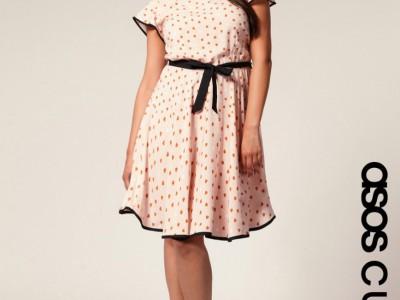 Desmitificando las rayas horizontales en la moda de tallas grandes