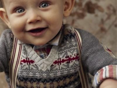 Modas de bebé para el invierno con Benetton