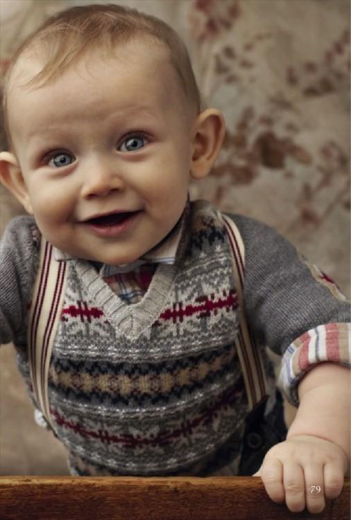 modas de bebé