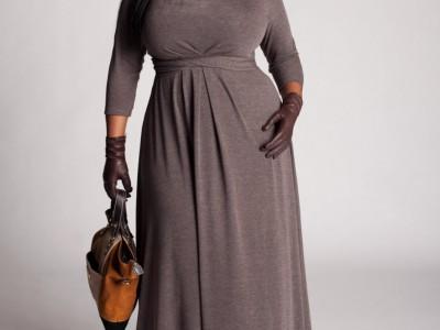 Tendencias en vestidos y ropa en tallas grandes