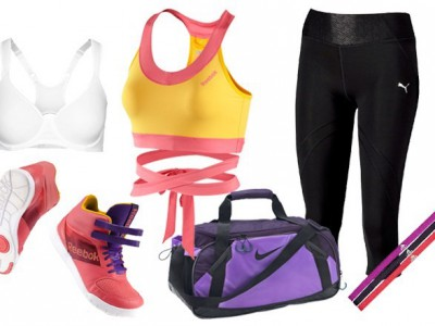 Tiendas de ropa de mujer, el fitness manda la parada