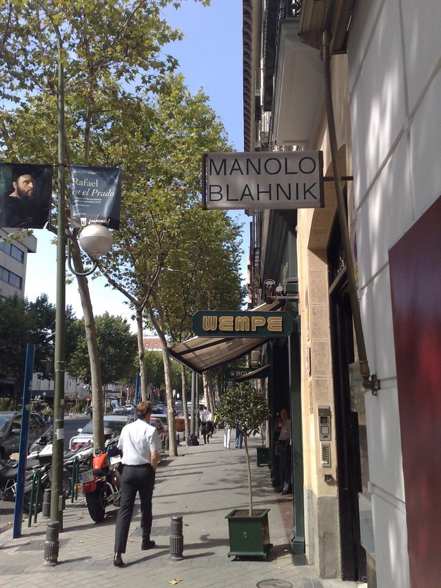 tiendas de ropa en Madrid