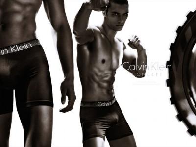 Concept, la nueva línea de las tiendas de ropa interior Calvin Klein