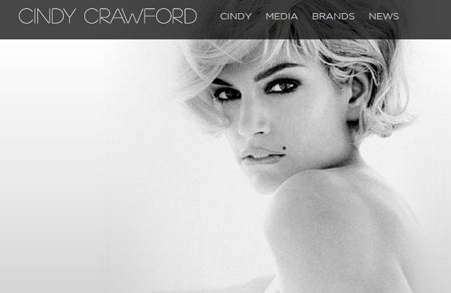 Cindy Crawford, la novia de America