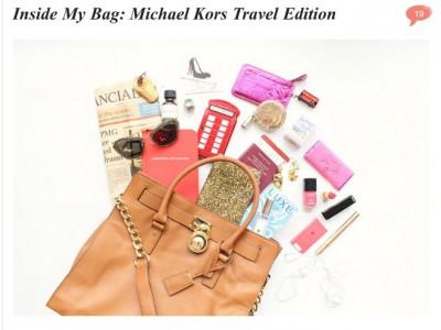 Michael Kors: una apuesta por el lujo, el confort y la tecnología