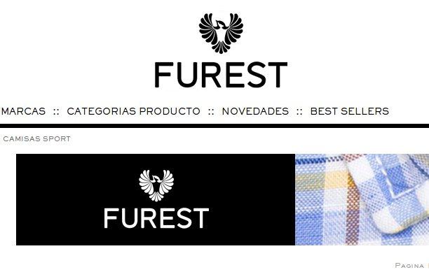 Furest y su catálogo de moda para hombre