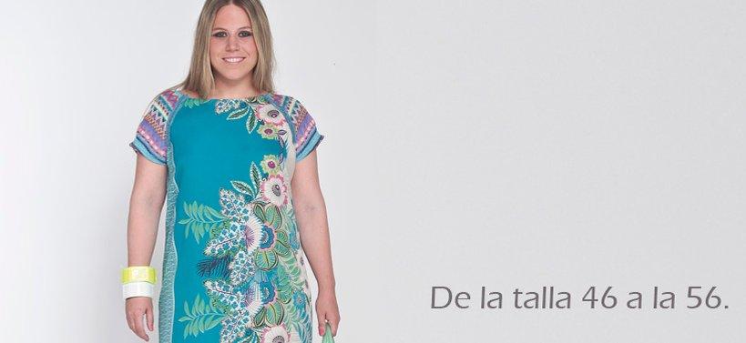 Jota+Ge: tiendas de ropa de moda verano tallas especiales