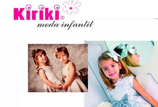 Kiriki, una de las mejores marcas de moda infantil