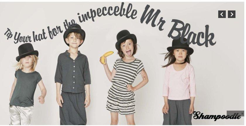 Little Bee Shop, marcas de moda infantil modernas y desenfadadas