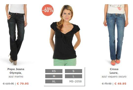 399127c77a35 Ropa de mujer barata en las rebajas online de Dress for Less - Mucha ...