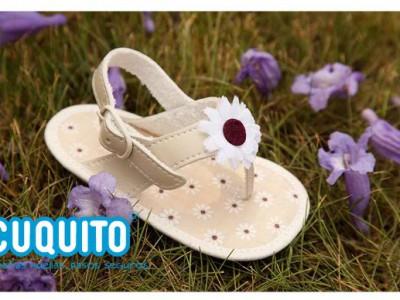 Zapatos para bebés Cuquito