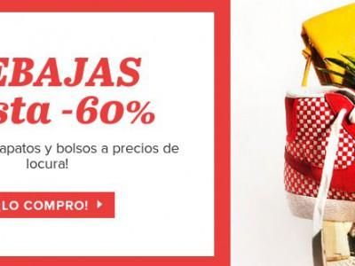 La colección de zapatos online de Sarenza