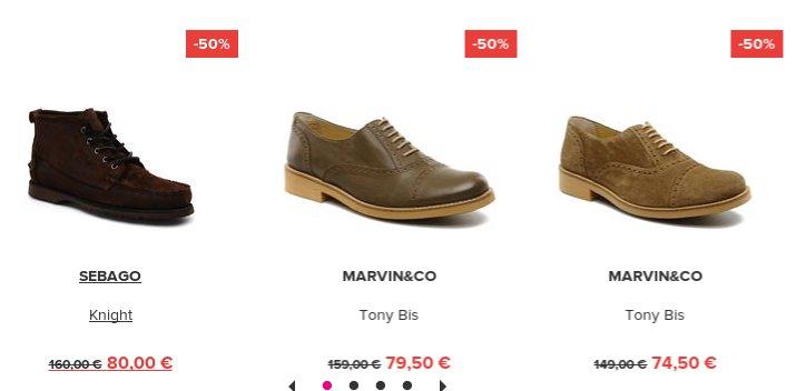 Zapatos para hombre Sarenza