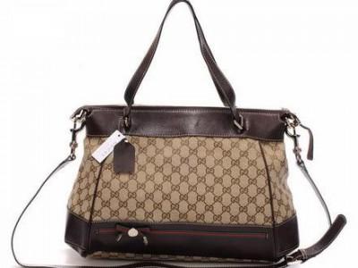Prada, Gucci y Louis Vuitton, tres estilos de bolsos para bebé