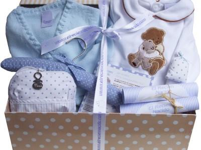 Preparar la canastilla del bebé, un paso que no puedes obviar