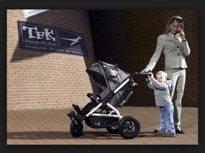 Los mejores carritos de bebé todoterreno para el verano