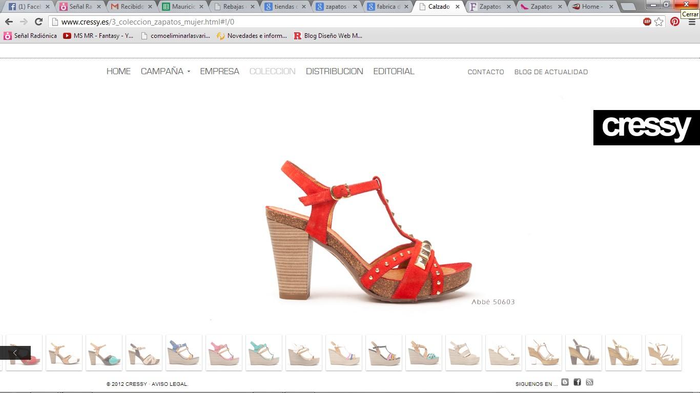 fábricas de zapatos