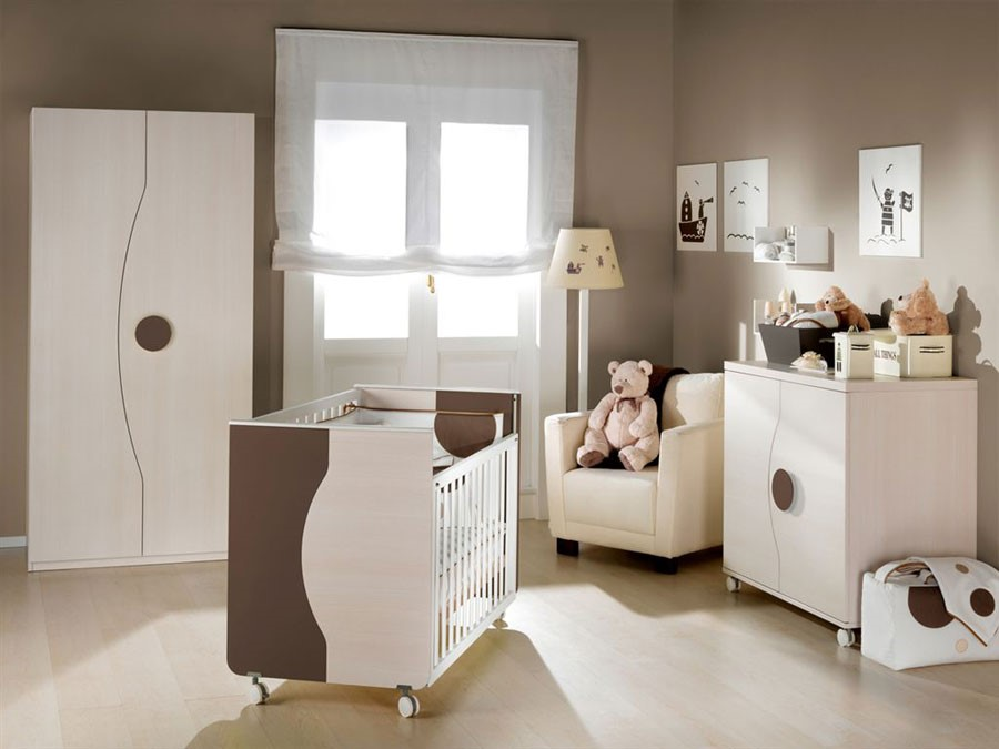 Los mejores estilos para las habitaciones de beb s mucha - Habitaciones para bebe ...
