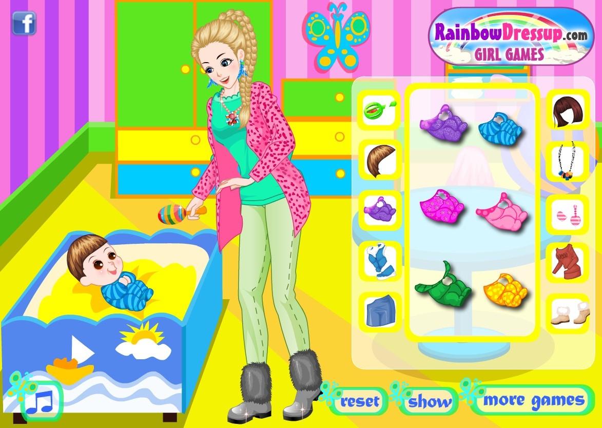 divirtete mientras aprendes con juegos para vestir bebs