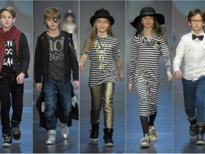 Las colecciones imprescindibles en la moda infantil de niño en el 2013