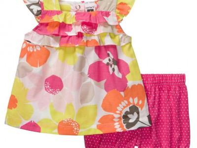 Rebajas en ropa de bebés niña en Agatha Ruiz de la Prada