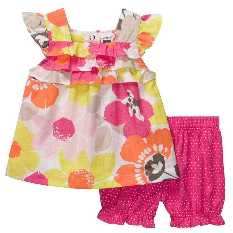 ropa de bebés niña