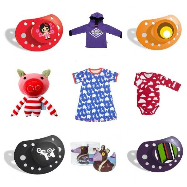 ropa de bebés online