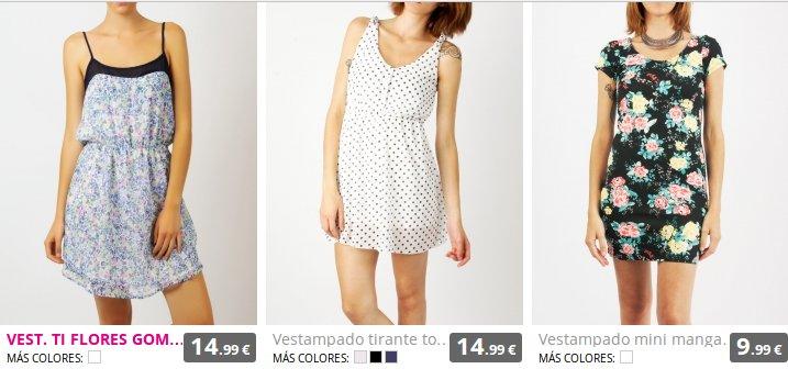 9427b1f6f4c Las 5 mejores tiendas de vestidos online - Mucha más Moda