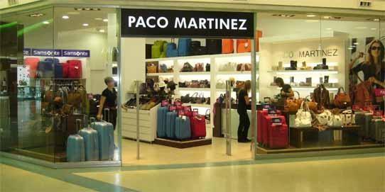 Paco Martínez bolsos