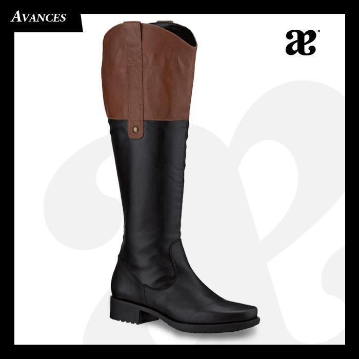 4195a80d97 Botas y botines para pasar el invierno con zapatos Andrea