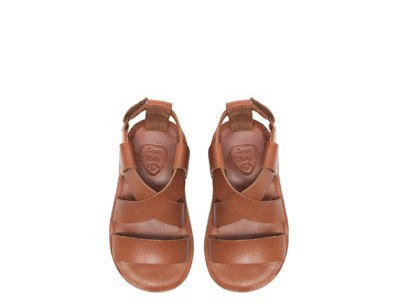 Grandes rebajas en calzado de bebé ZARA