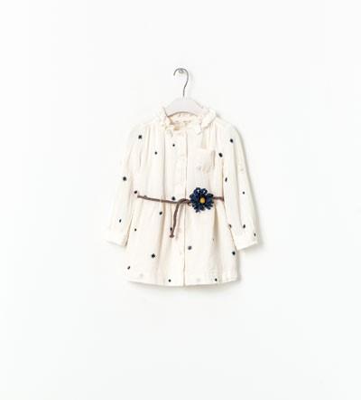 seleccione para el despacho gran venta rendimiento superior Nueva colección ZARA de vestidos de bebé niña | Mucha más Moda