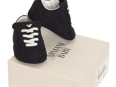 Moda en zapatos para bebé para el invierno