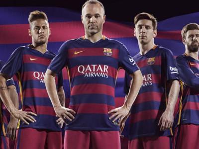 La moda y las camisetas de fútbol