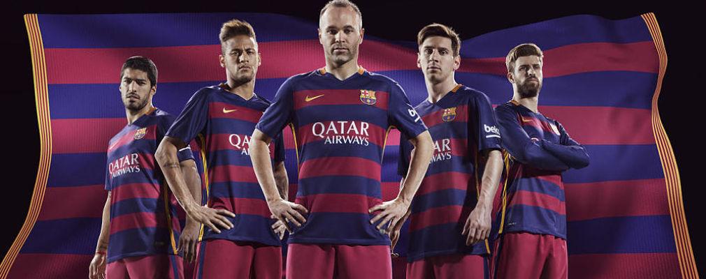 camisetas de fútbol portada