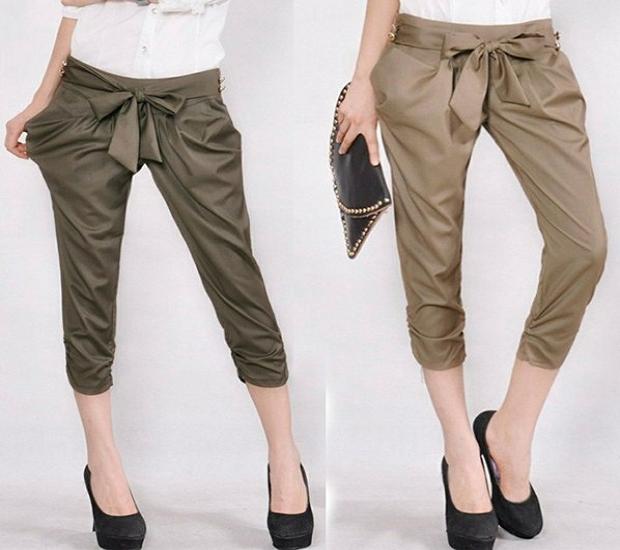 Pantalones Capri 2015
