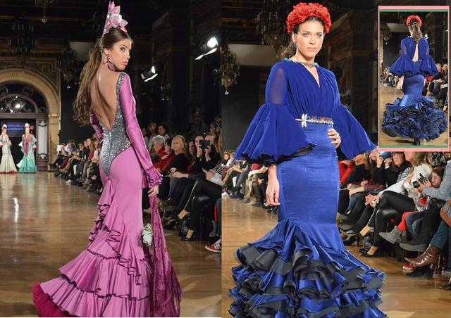 Trajes de Flamenca 2015