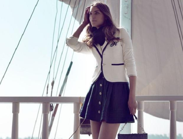 Moda al estilo marinero 2015