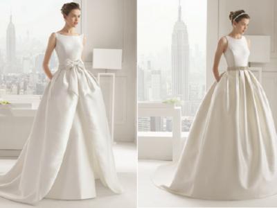 Vestidos de novia de diseño español