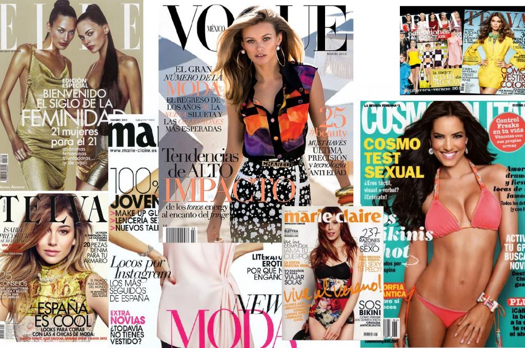 Revistas de Moda en España
