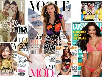 Las 5 mejores revistas de moda en España