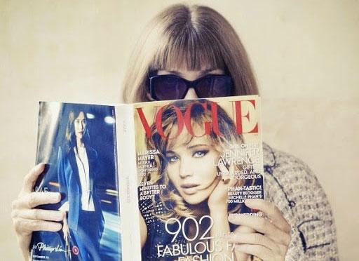 Revista de moda, Vogue