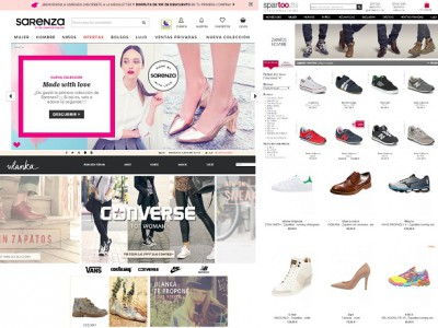 Las mejores webs para comprar zapatos online