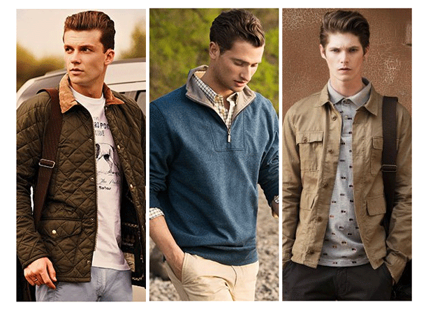 Barbour Hombres