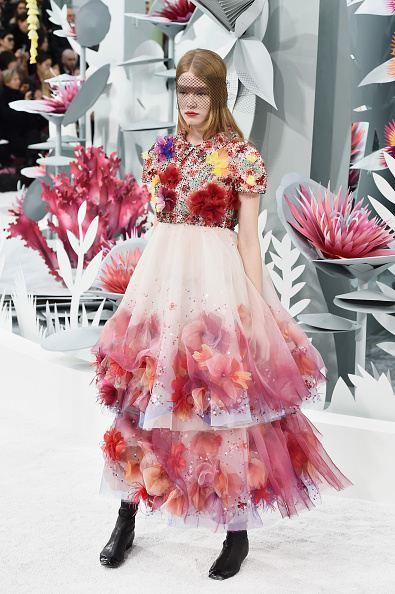 tendencias primavera verano 2015shion Week - Haute Couture S/S 2015