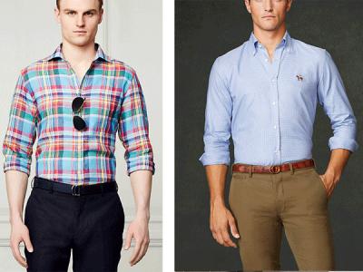 Camisas de hombre, os decimos quiénes tienen las mejores