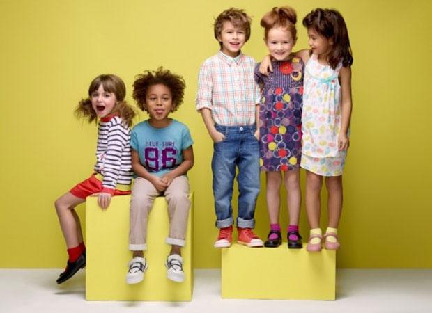 Moda Infantil Tropical