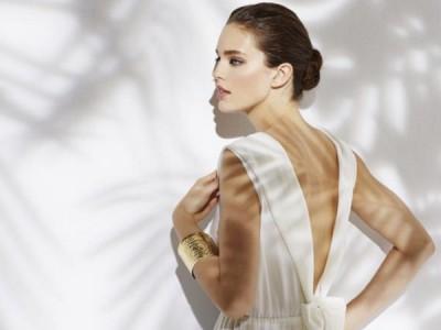 En el catálogo de Blanco reina la elegancia