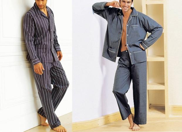 Pijamas con botones
